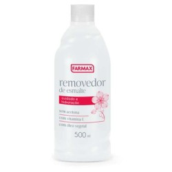 Removedor Farmax C/ Vitamina E 500ml